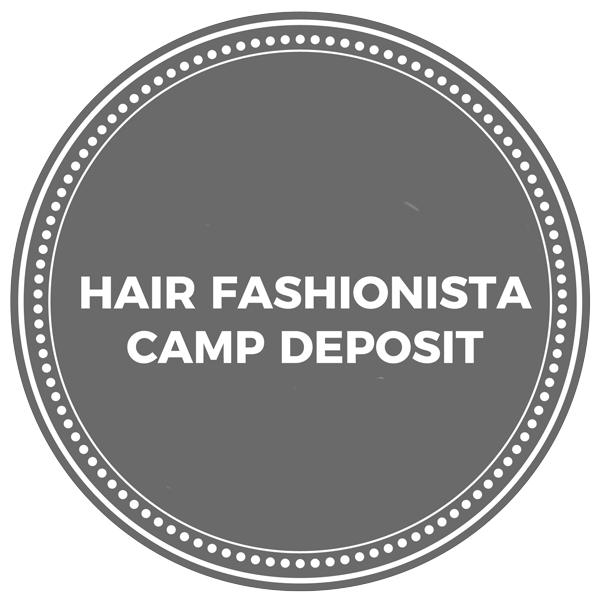 Hair Fashionista Deposit Gabrielles